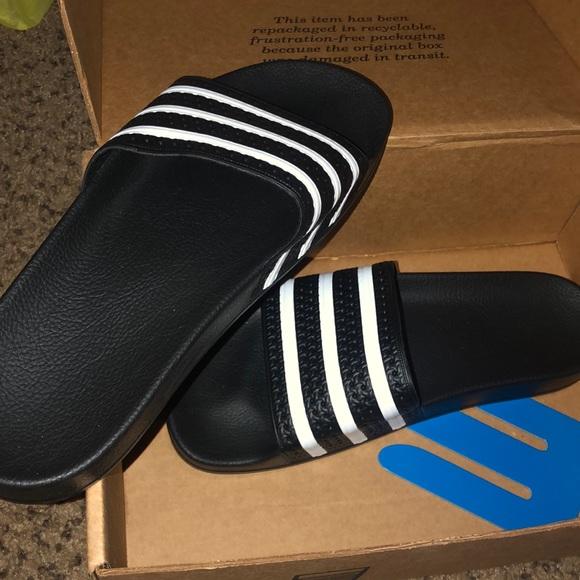 adidas Shoes - Adidas original slides
